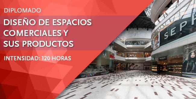 Dise o de espacios comerciales y sus productos - Diseno espacios comerciales ...