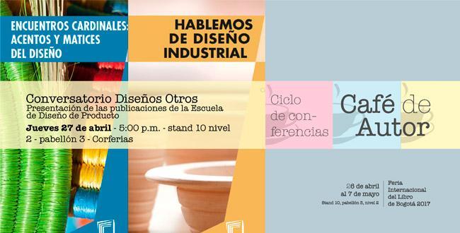 Asista al caf de autor del libro hablemos de dise o - Libros diseno industrial ...