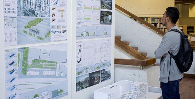 Trabajos de grado de arquitectura muestra de un for Grado en arquitectura