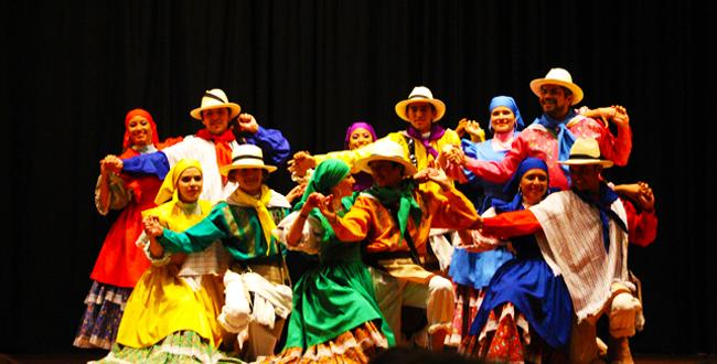 Danza Folclorica Danza Folklorica En Colombia