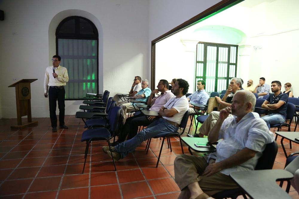 Utadeo presenta dos libros y realiza conferencia en el marco de la ...