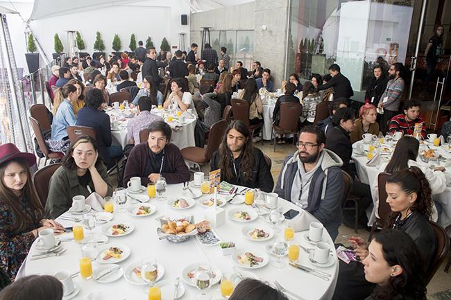 Resultat d'imatges de BAM Brunch 2017 Bogotá