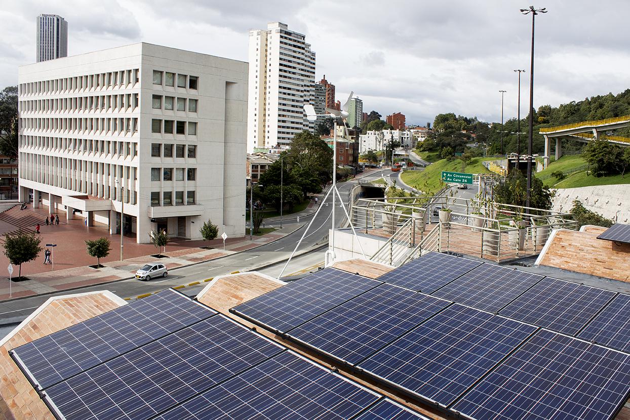 Paneles Solares Cipi Universidad De Bogot 225 Jorge Tadeo
