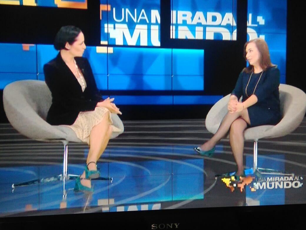 Olga Illera opina sobre la relación de Trump con la prensa