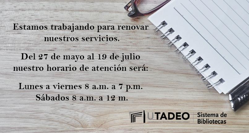 Biblioteca Intersemestral 2019