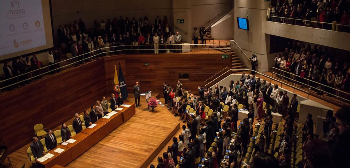 Grados Universidad De Bogotá Jorge Tadeo Lozano