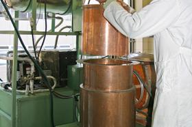 Laboratorio de ingeniería de Alimentos (2007)