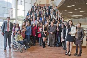 Celebración de los 35 años de Ingeniería de Alimentos