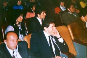 Encuentro académico de la primera cohorte del programa de ingeniería de Alimentos (1974)