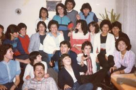 Encuentro de egresados de 1984