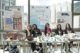 Feria de Ingeniería de Alimentos en 2010