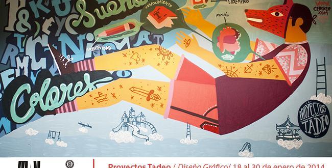 Proyectos tadeo portafolios dise o gr fico universidad for Portafolio de diseno grafico pdf
