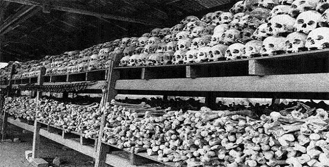 La historia del genocidio camboyano escrita en los huesos de las víctimas.   Universidad de Bogotá Jorge Tadeo Lozano