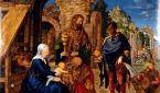 Alberto Durero, la adoración de los magos